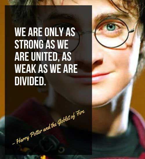 Great Harry Potter Quotes
