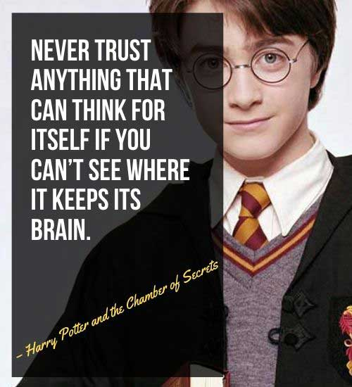 Harry Potter Motivational Quotes