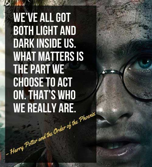 Harry Potter quotes 6