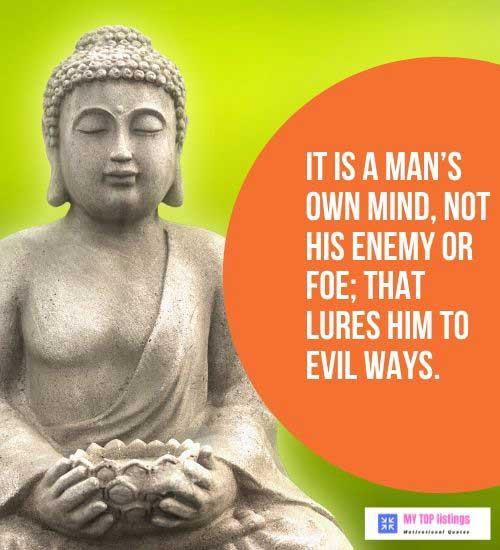 Motivational Quotes by Buddha on Life
