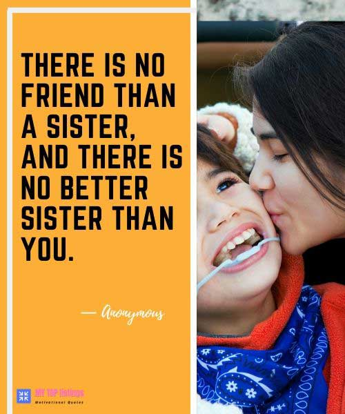 Quotes For Your Sister