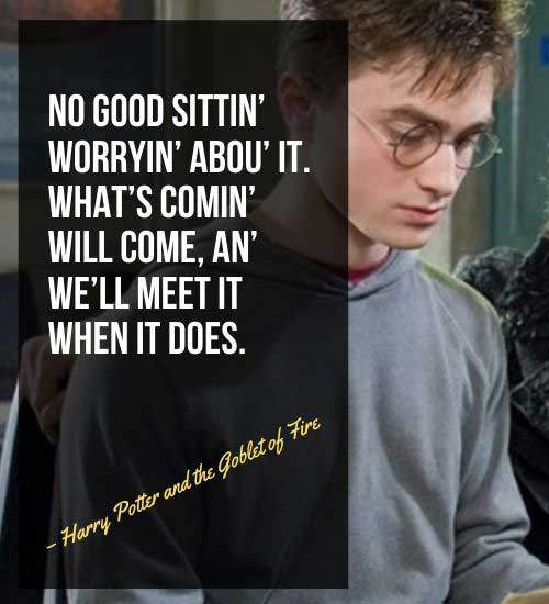 Quotes Harry Potter