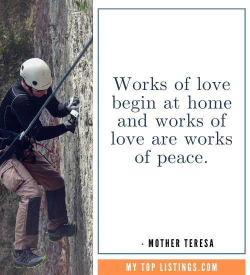 Mother Teresa Quotes great things