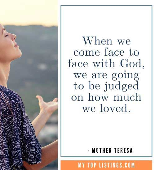 Mother Teresa Quotes love them anyway