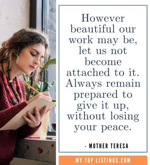 Mother Teresa Quotes ripples