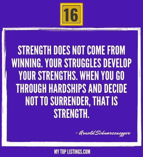 quotes about being mentally strong 16