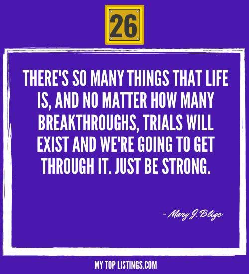 quotes about being strong on your own 26