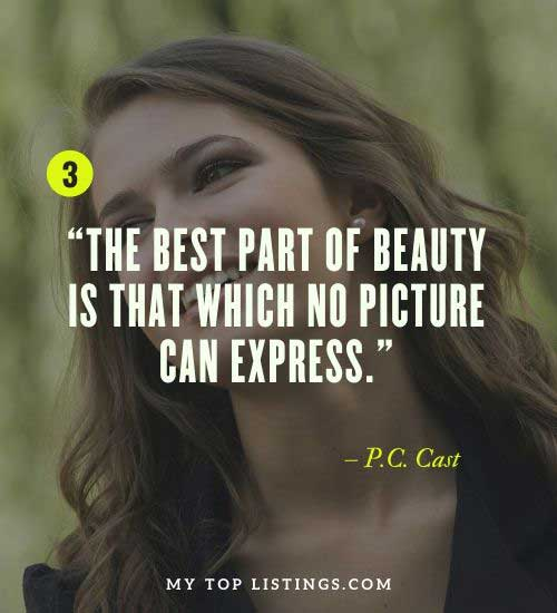 outer beauty quotes