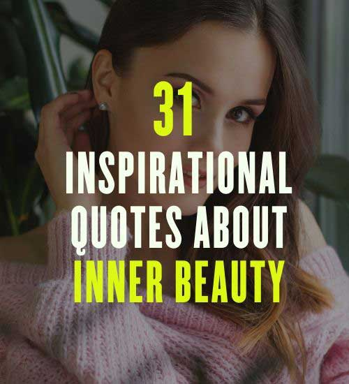 Quotes about Inner Beauty