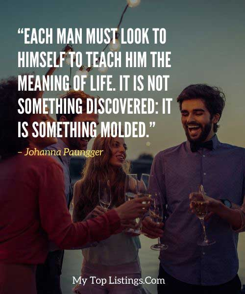 long deep quotes