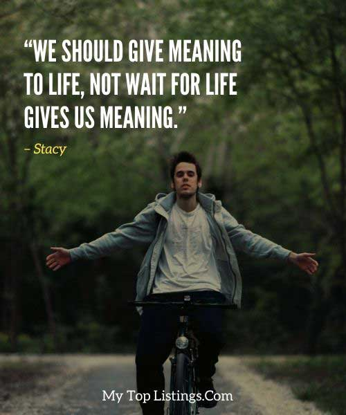 brainy quotes about life