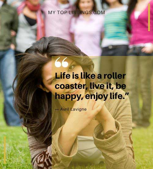 quotes about relaxing and enjoying life