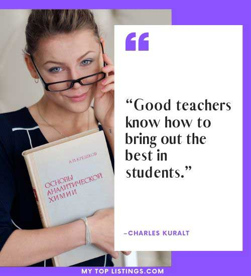 teacher quotes in english
