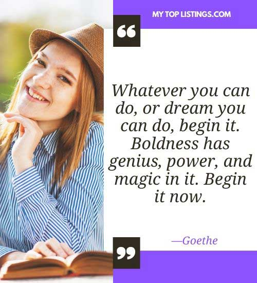 inspirational thoughts in english for students