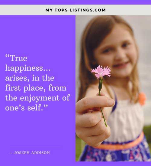 qoutes about happiness