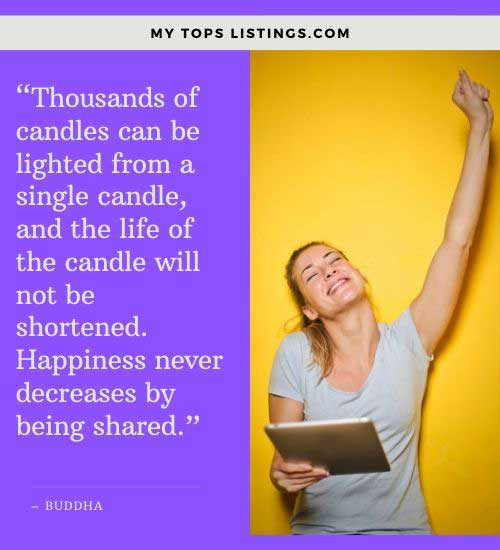 best quotes about life and happiness