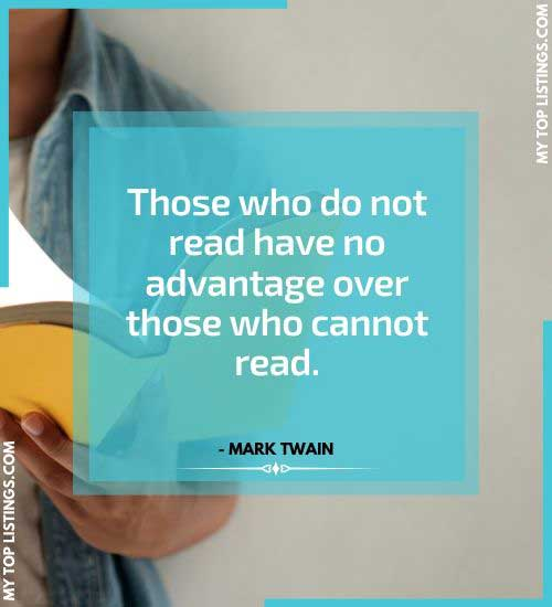 mark twain motivational quotes