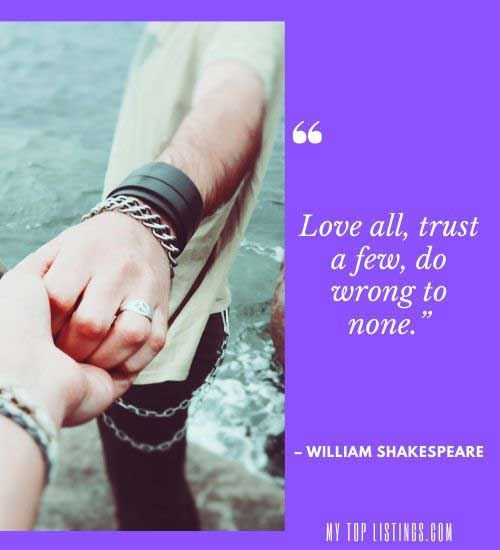 friendship trust quotes