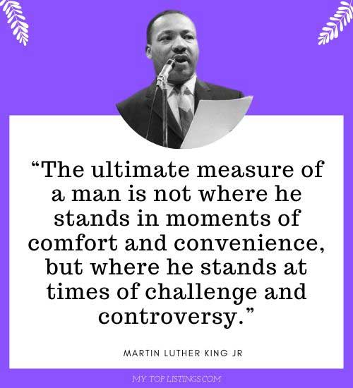 martin luther king jr education quotes