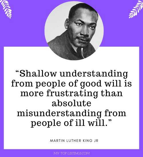 quotes from martin luther king