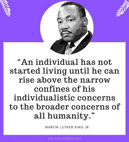 dr martin luther king jr quotes