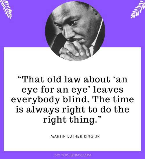 martin luther king equality quotes