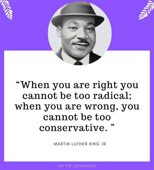 martin luther king jr quotes about education