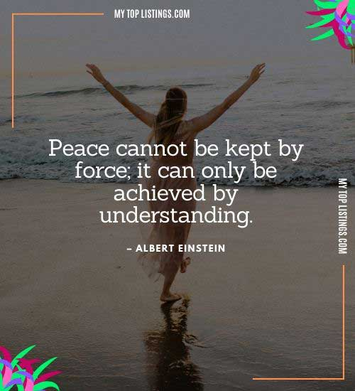 famous quotes from albert einstein