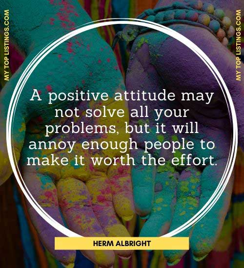 famous quotes about positive thinking