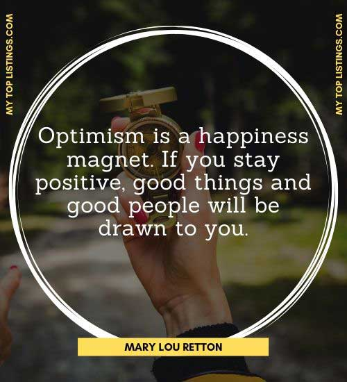 the power of positive thinking quotes