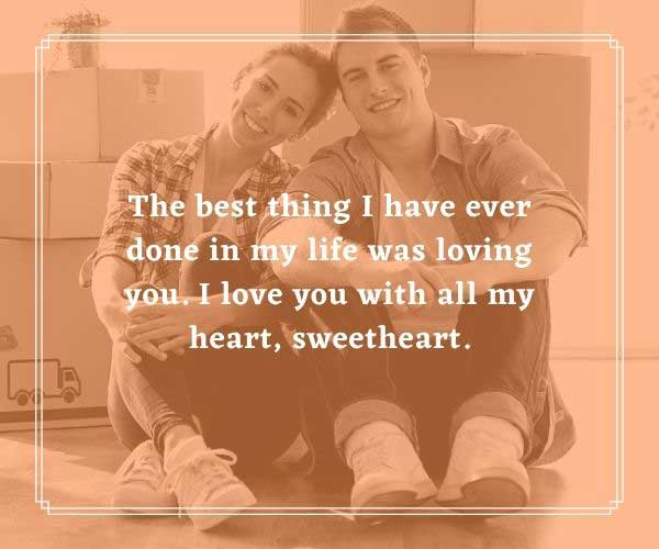 Best Love Messages for Wife