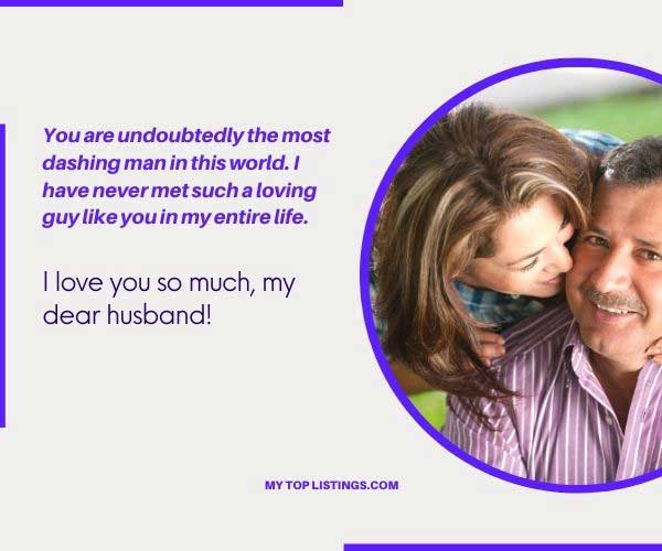 beautiful love messages for husband